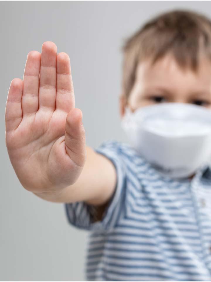 medidas contra el contagio del coronavirus
